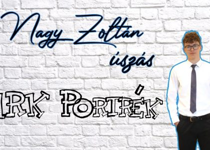 Portrék – Nagy Zoltán
